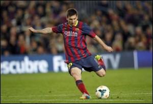 Messi y el trading