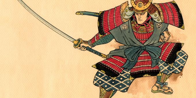 Velas japonesas: Origen e historia