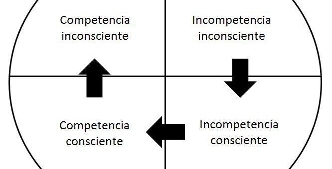 Las 4 fases para aprender trading