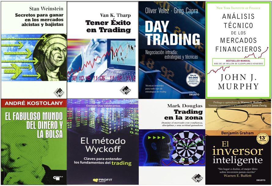 Libros de trading forex