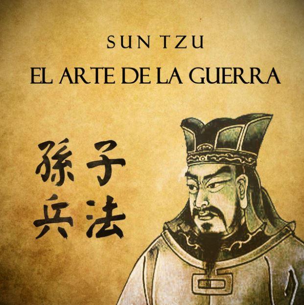 Sun Tzu el arte de la guerra y el trading. 9 ideas