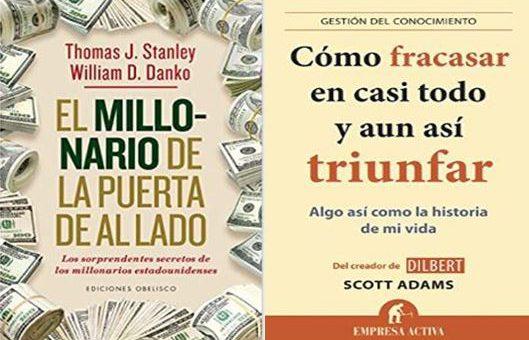 2 libros de finanzas para este verano